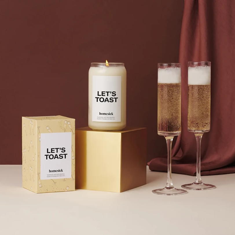 lets toast candle