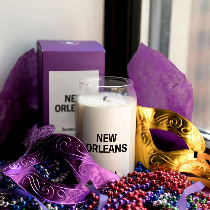 New Orleans Candle