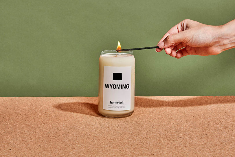 wyoming candle