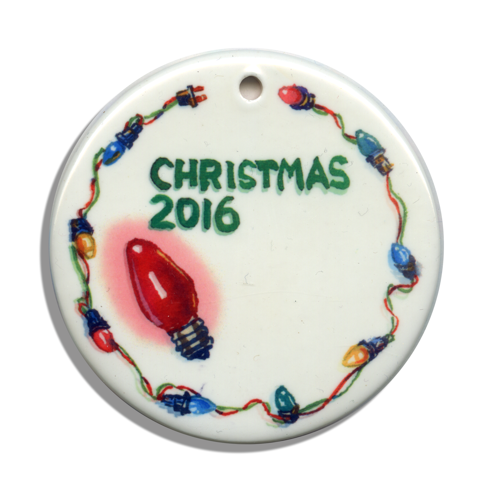 Christmas Ornament | 2016