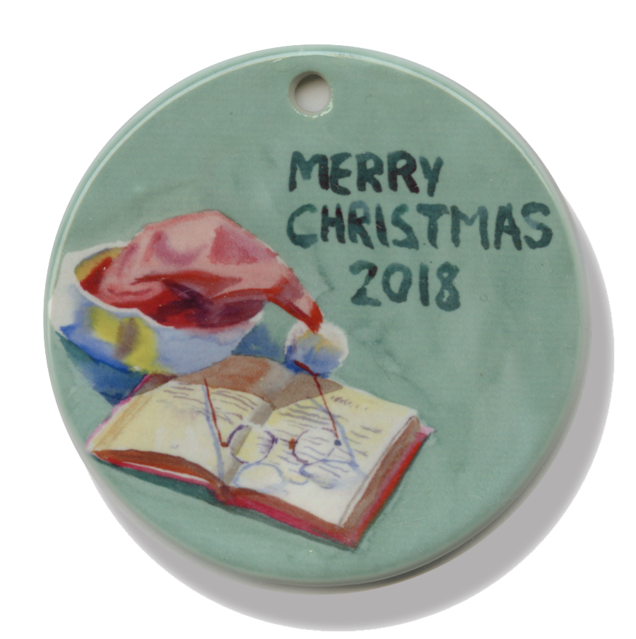 Christmas Ornament | 2018