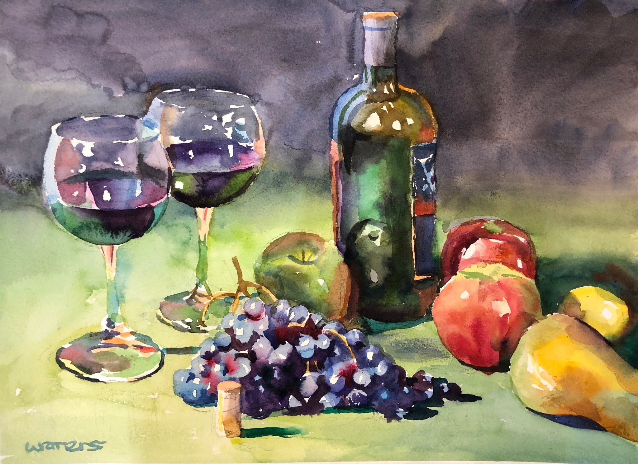 Still Life | Fruit of the Vine
