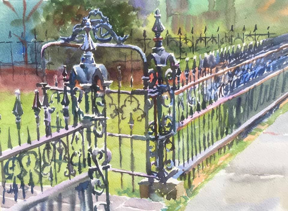 Gates and Fences | Belhaven