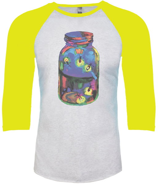Baseball T-shirt | Fireflies