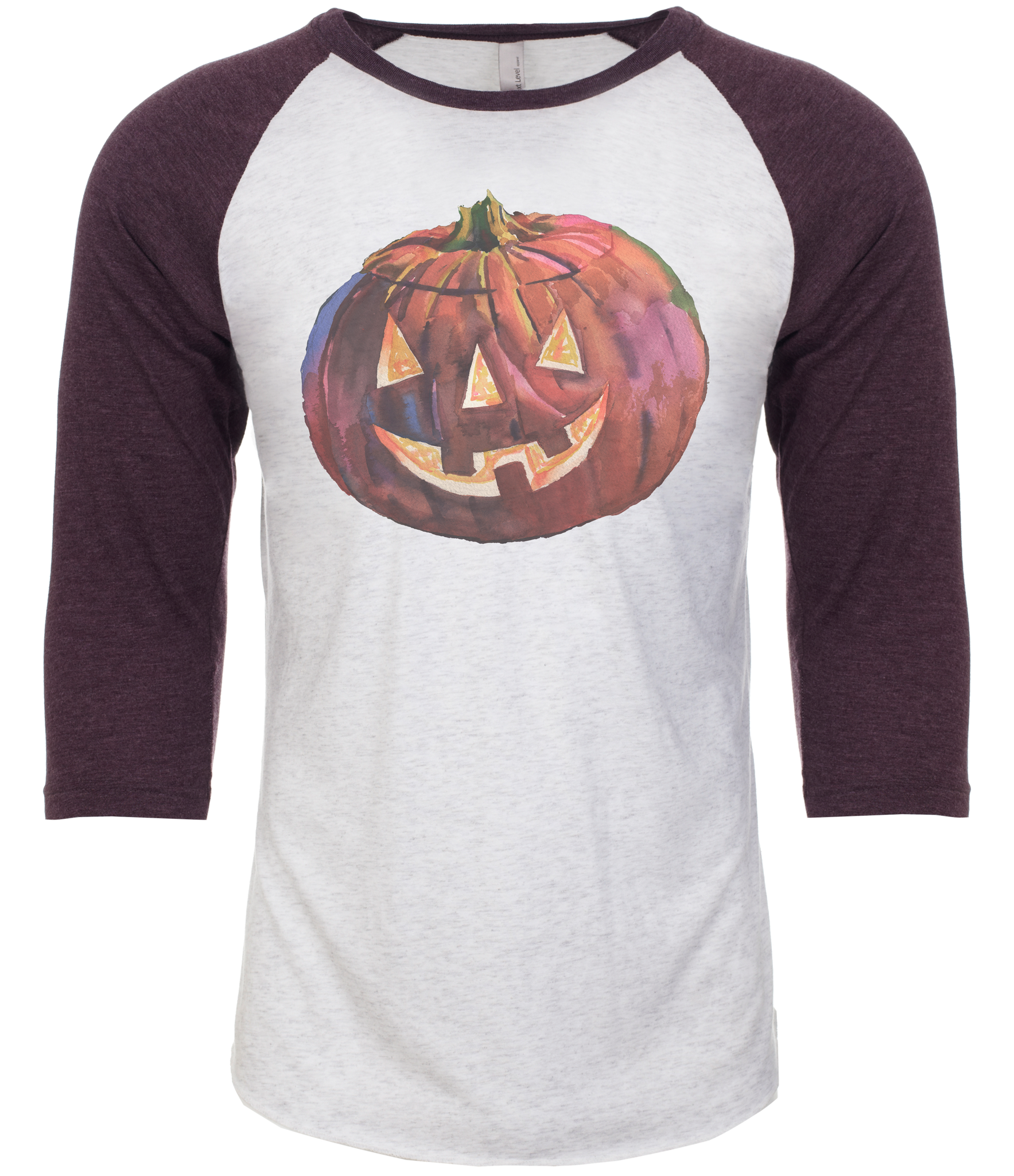 Baseball T-shirt | Pumpkin