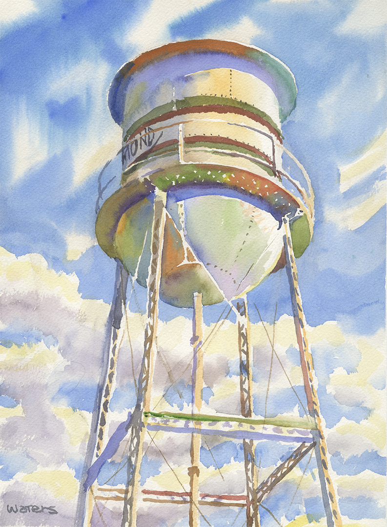 Water Tower | Raymond