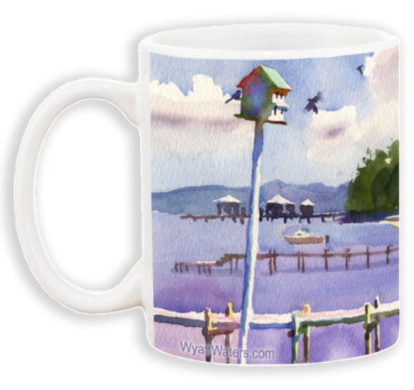 Mug | Fairhope Bird