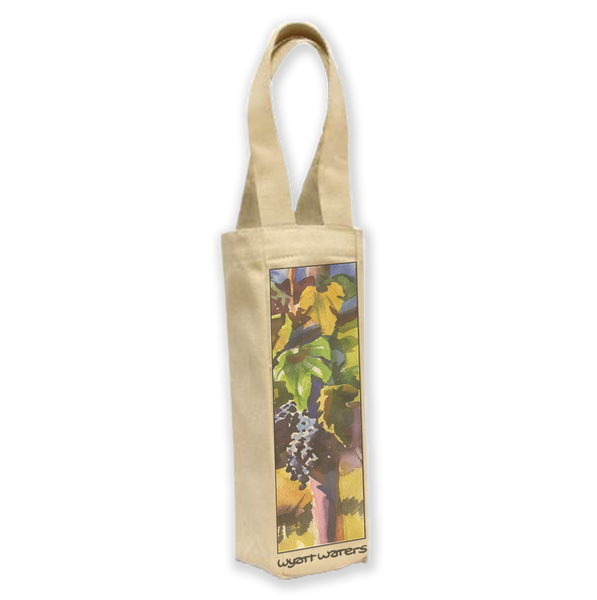 Wine Tote | Grapes