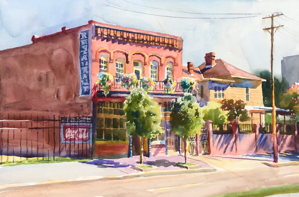 Commission | George Street Grocery