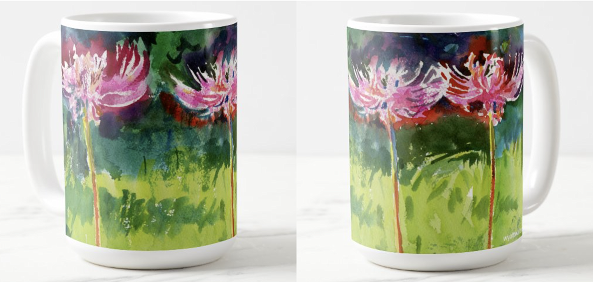 15 oz. Mug | Naked Ladies