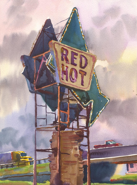 Red Hot Truck Stop