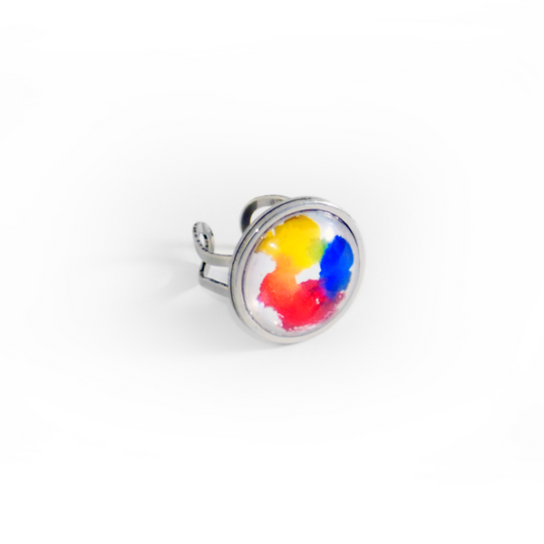 Jewelry | Color Wheel ring