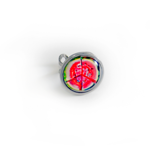 Jewelry | Peace of Watermelon Ring