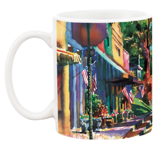 Wholesale | Downtown Clinton Mug