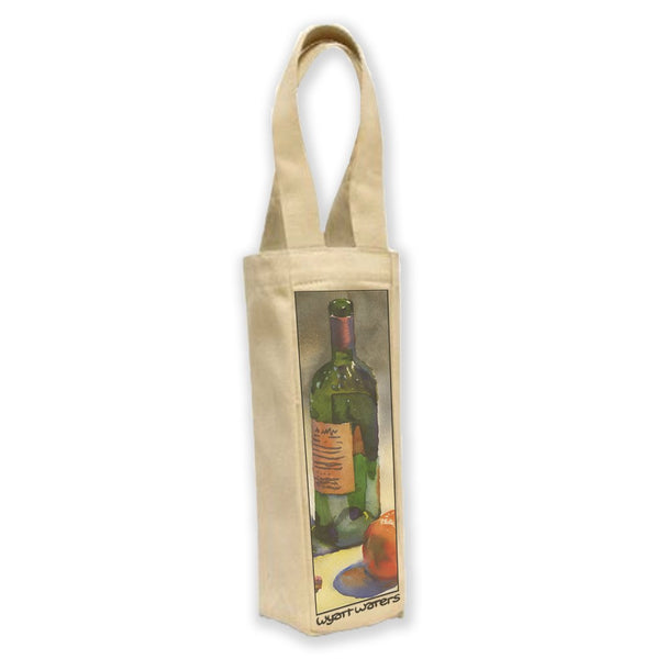 Wine Tote | Wine and Fruit