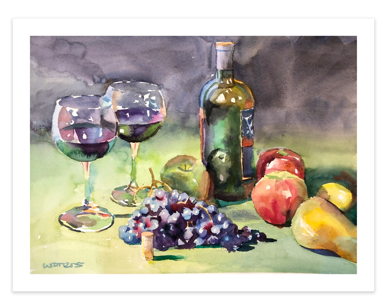 Print | Fruit of the Vine
