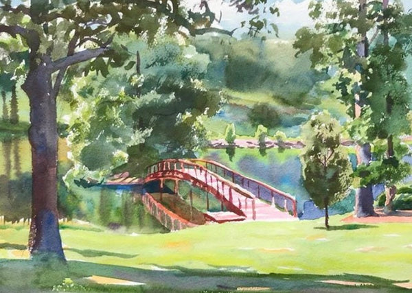 Commission | The Red Bridge | Pontotoc, MS