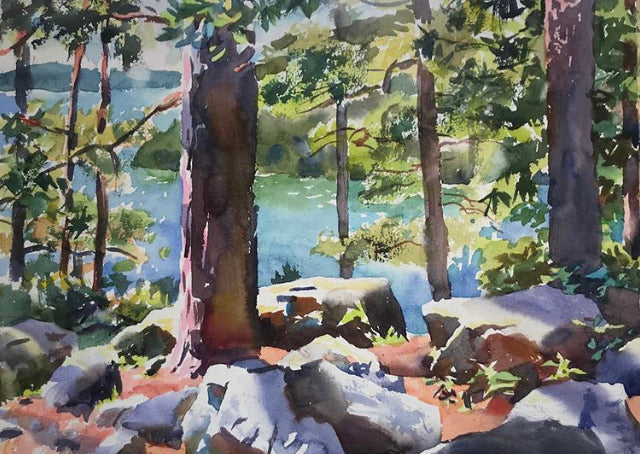Bold and Boulder | Lake Ouachita
