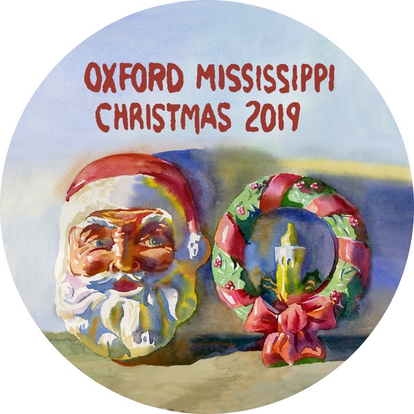 Ornament | Oxford Square 2019 Ornament