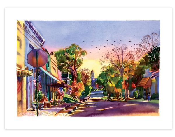 Print | Olde Towne Clinton