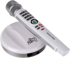 Rental: Streaming Dual Wireless Microphone Karaoke System - Over 250,000 International Songs Available