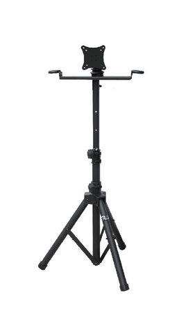 AST-420Y Flat Panel TV/Monitor Stand (Tripod) - Seattle Karaoke - Audio 2000 - Accessories