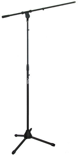 VocoPro Floor Tripod Microphone Stand w/ Boom - Seattle Karaoke - Audio 2000s - Microphone Stands