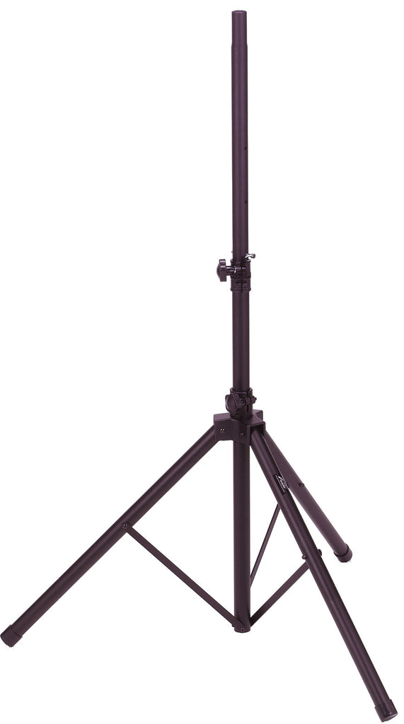 AST4392B Aluminum Speaker Stand w/ Reversible Pole (Pair) - Seattle Karaoke - VocoPro - Speaker Stands