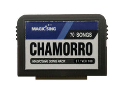 Chamorro (Guam) Magic Sing Song Chip - 70 Songs - Seattle Karaoke - Magic Sing - Chip - 1