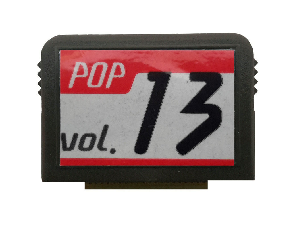 POP-13 Soft Rock/Beatles/Elvis - 125 Songs - Seattle Karaoke - EnterTech - English - Chips - 1