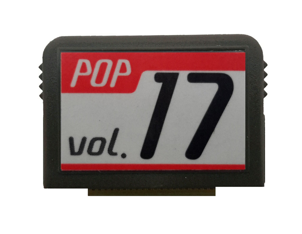 POP-17 2005 New Release - 100 Songs - Seattle Karaoke - EnterTech - English - Chips - 1
