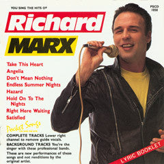 PSG-1058 Richard Marx - Seattle Karaoke - Pocket Songs - English - CDG