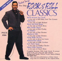 PSG-1066 Rock and Roll Classics - Seattle Karaoke - Pocket Songs - English - CDG