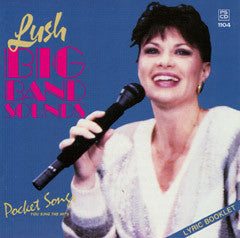 PSG-1104 Lush Big Band Sounds - Seattle Karaoke - Pocket Songs - English - CDG