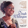 PSG-1297 Dinah Washington - Seattle Karaoke - Pocket Songs - English - CDG