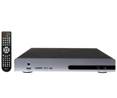 Acesonic KOD-4000 Single Hard Drive Multimedia Karaoke Player starts with 2TB
