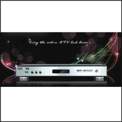 Chinese Hard Drive Karaoke Player w/ up to 76,000 songs<br>BestMedia BM-3000
