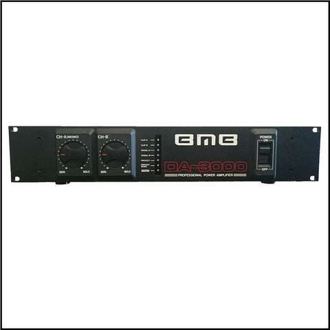 BMB (Nikkodo): DA-3000<br>600 Watts Power Amplifier<br>Made In Japan