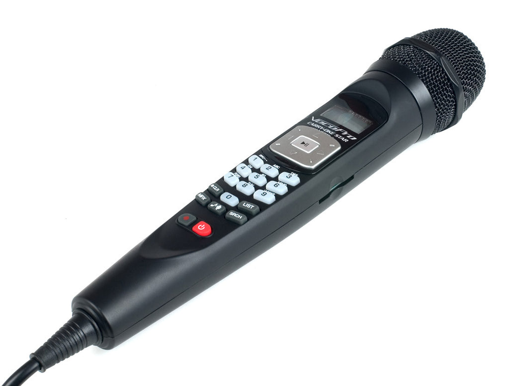 Rental Package E:<br>Handheld Mic System w/ 793 English Songs - Seattle Karaoke - Rental - Systems w/ English Songs - 1