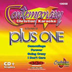 Plus-One-Contemporary-Christian-karaoke-chartbusters-cdg-10058