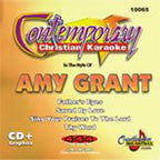 Amy-Grant-Contemporary-Christian-karaoke-chartbusters-cdg-10065