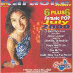 Female-Pop-karaoke-chartbuster-cdg-40067