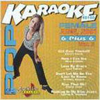 Female-Pop-karaoke-chartbuster-cdg-40100