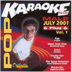 Male-Pop-karaoke-chartbuster-cdg-40105