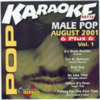 Male-Pop-karaoke-chartbuster-cdg-40116