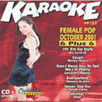Female-Pop-karaoke-chartbuster-cdg-40153