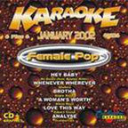 Female-Pop-karaoke-chartbuster-cdg-40226