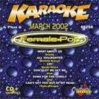 Female-Pop-karaoke-chartbuster-cdg-40258