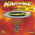 Female-Pop-karaoke-chartbuster-cdg-40308