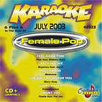 Female-Pop-karaoke-chartbuster-cdg-40323